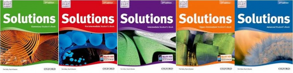 Гдз к учебнику по английскому solutions